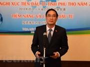 La province de Phu Tho promeut l'investissement au Japon