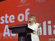 Taste of Australia 2018 aura lieu à Da Nang