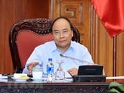 Le PM souligne l'importance de la coopération commerciale entre le Vietnam et l'UE