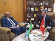 Vietnam et Algérie renforcent leur coopération économique