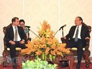 Le président de l'institut cubain d'amitié avec les peuples en visite à HCM-Ville