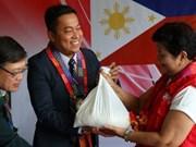 Le Vietnam offre 200 tonnes de riz aux habitants de Marawi (Philippines)