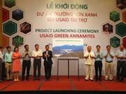 Thua Thien-Hue lance un projet de protection des forêts financé par l'USAID