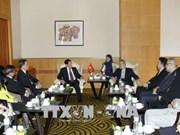 Promotion des relations d'amitié et de coopération Vietnam-Iran