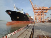 Hai Phong accueille le plus gros porte-conteneurs