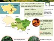 Le parc géologique de Cao Bang devient Géoparc mondial de l'UNESCO