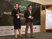 Un produit protéiné vietnamien primé au Mékong Agritech Challenge