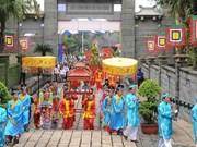 HCM-V organisera des activités pour l'anniversaire de la mort des Rois Hung