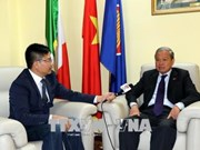 Vers une coopération accrue entre le Vietnam et l'Italie