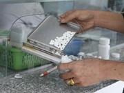 Projet de fourniture de traitements pour les prisonniers ayant le VIH/Sida