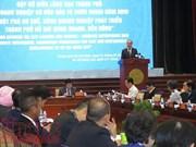 Hô Chi Minh-Ville s'engage à créer les meilleures conditions aux entreprises  