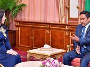 Vers un bel essor des relations Vietnam - Maldives