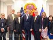 L'ambassadeur du Vietnam aux Etats-Unis reçoit des Mormons