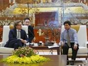 Les entreprises suédoises cherchent des opportunités de coopération avec Hanoi