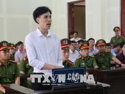 Procès en appel pour abus des droits de liberté démocratique portant atteinte aux intérêts de l'Etat