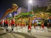 Le carnaval de Ha Long 2018 démarre avec un défilé de 12 chars floraux