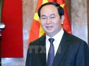 Le président Trân Dai Quang exhorte à accélérer l'oeuvre de rénovation