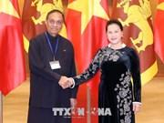 Le président du Parlement du Sri Lanka termine sa visite officielle au Vietnam