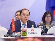 Les hauts officiels examinent les préparatifs du Sommet de l'ASEAN à Singapour