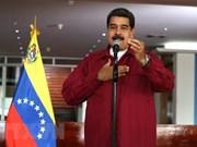 Le président vénézuélien félicite le Vietnam pour la journée de la réunification nationale