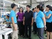 La fête du Travail : la CGTV appelée à devenir un appui des travailleurs vietnamiens