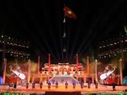 Le Festival de Huê s'est clôturé en fanfare avec de riches programmes artistiques