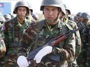 Le Cambodge envoie des Casques bleus en Afrique