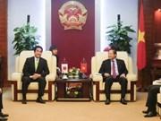 Vietnam - Japon : Renforcer la coopération dans l'information et la communication