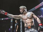 L'amour du Vietnam d'un combattant français de MMA