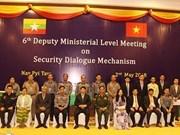 Vietnam - Myanmar : Renforcer la coopération dans la garantie de la sécurité nationale
