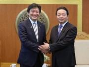 Vietnam - Japon : Améliorer la qualité de la cooopération dans le secteur environnemental