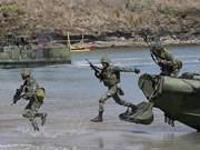 Les Philippines acquièrent plus d'armes pour améliorer ses capacités de combat en mer