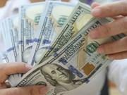 Les réserves de change s'élèvent à près de 63 milliards de dollars