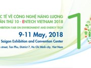 La 10e exposition internationale sur les technologies environnementales et l'énergie