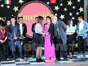 Le Festival d'étudiants vietnamiens 2018 à Palerme (Italie)