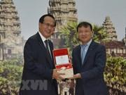 Vietnam et Cambodge promeuvent les relations de coopération commerciale frontalière