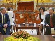 Hanoï renforce sa coopération avec la Grande-Pologne dans différents domaines