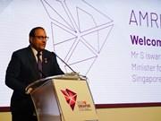 Ouverture de la Conférence ministérielle de l'Information des pays de l'ASEAN
