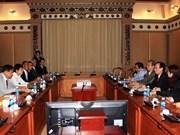 Ho Chi Minh-Ville et la préfecture de Nagasaki (Japon) favorisent les échanges d'étudiants