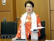 Mme Phan Thi My Thanh n'est plus députée à l'Assemblée nationale