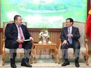 Le Vietnam salue la présence de AES Corporation sur son sol
