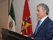 Le Vietnam et le Mexique promeuvent leur partenariat