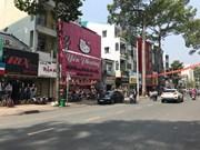 Une rue de la mode dans le 5e arrondissement de Hô Chi Minh-Ville