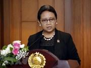 L'Indonésie appelle le G20 à intensifier la coopération dans la lutte contre le terrorisme