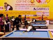 Coupe du monde de Billard de carom 3 bandes 2018 à Ho Chi Minh-Ville