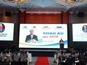 La conférence « Meet Europe 2018 » à Hanoi