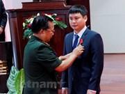 Le joint-venture de Viettel au Laos à l'honneur