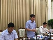 Ho Chi Minh-Ville : 14,5 milliards de dollars d'exportation en cinq mois