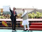 Inde et Indonésie établissent un nouveau partenariat stratégique intégral