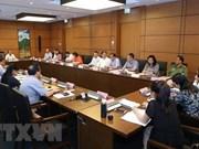 Les députés de l'AN discutent de la loi anti-corruption